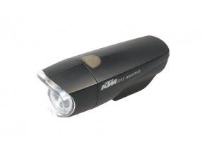 Přední světlo KTM 1LED 1W Black