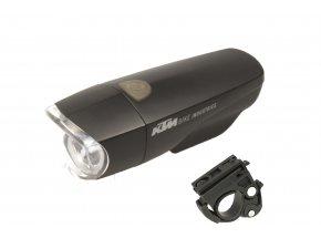 Přední světlo KTM 1LED 1W včetně držáku Black