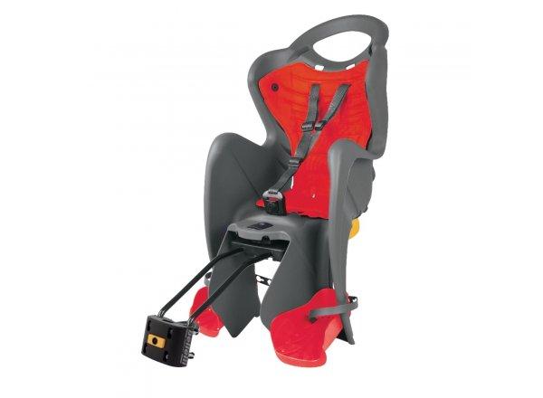 Dětská sedačka Bellelli MR FOX STANDARD zadní Grey/Red