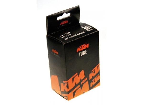 Duše KTM 700x18-23C Dlouhý gal ventilek