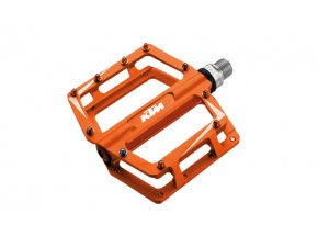 Pedály KTM freeride BMX Alu Orange