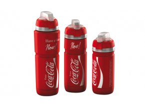 Láhev Elite CORSA COCA-COLA rot 750 ml Red