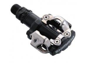 Nášlapné Pedály Shimano m 520 (1 pár) black