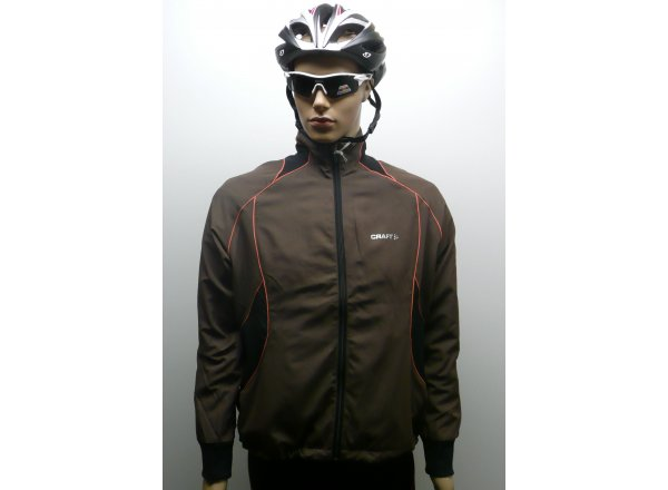 DÁMSKÁ BUNDA CRAFT ACTIVE XC TOURING brown