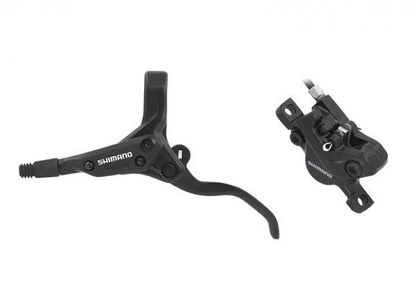 Brzda kotoučová hydraulická SHIMANO přední komplet M395