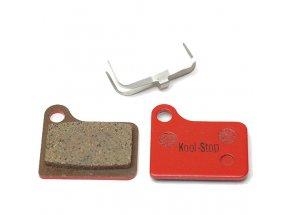 Brzdové destičky KOOL-STOP KS-D610 Shimano deore (1 pár)