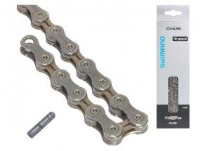 Řetěz SHIMANO CN4601 balený+čep 10k