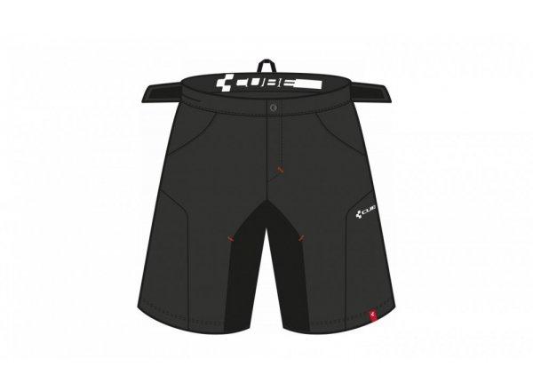 Dámské kalhoty CUBE Motion WLS odepínatelná vnitřní nohavička