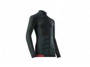 Funkční tričko CUBE do chladných podmínek L/S Blackline