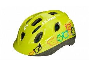 Dětská cyklistická helma CUBE Helmet Kids Comic