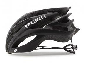 Cyklistická helma GIRO ATMOS II Matt black/white