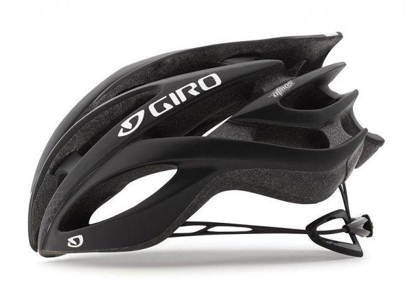 Helma na kolo GIRO ATMOS II Matt black/white
