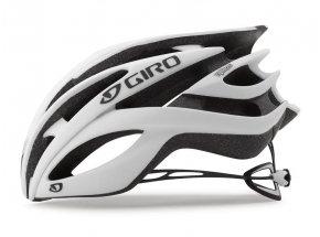 Cyklistická helma GIRO ATMOS II Matt white/black