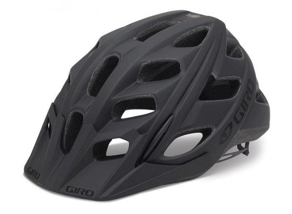 Cyklistická helma GIRO HEX Mat black