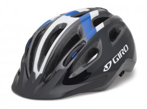 Cyklistická helma GIRO Skyline II Blue/ black