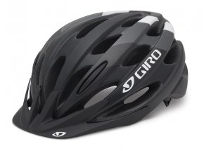 Cyklistická helma GIRO REVEL Matt black/white
