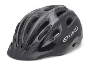 Cyklistická helma GIRO Skyline II Black/ charcoal