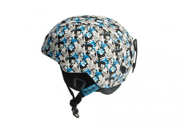 Lyžařská helma MEATFLY COCO NUT