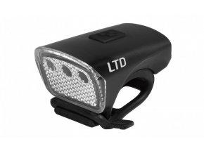 Přední světlo CUBE light LTD Black/Black