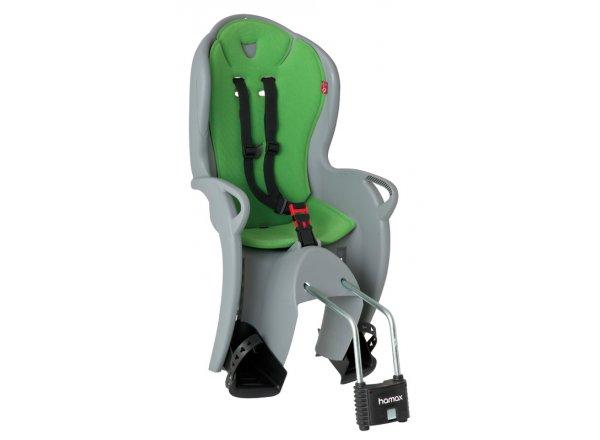 Dětská sedačka HAMAX KISS zadní grey/green